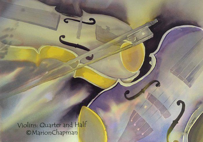 Violins: Quarter and Half