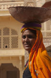 Indian woman traditonal culture
