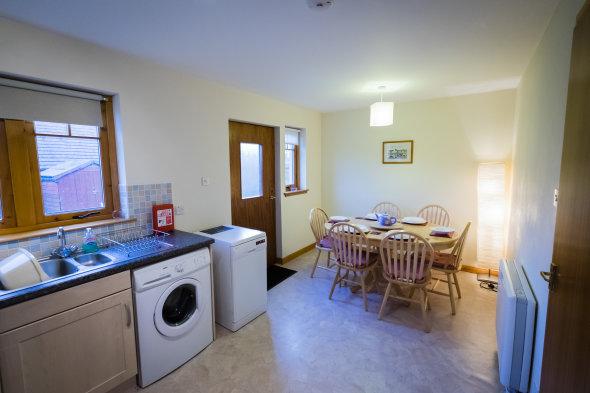 Brilliant kitchen with John Lewis Dishwasher and  Washing Machine