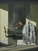 A Time of Confidences (2009, oil on canvas, 101 x 76 cms)