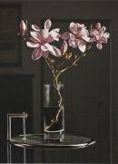 A Branch Of Magnolia (70 x 50 cms, oil on Canvas, 2012)