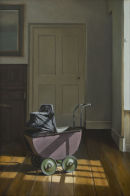 If Not Now, When? (2010, oil on canvas, 76 x 51 cms)