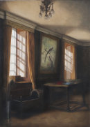 'Pelmanism'  (70 x 50 cms, oil on canvas)