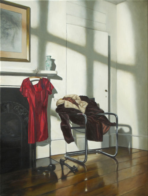 What More Is There To Say? (2010, oil on canvas, 80 x 60 cms)