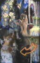 'White Milk of Daybreak'  (65 x 100cm, oil on canvas)