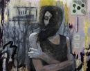 'Zephyr' (81 x 65 cm, oil on canvas)