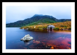 Dove Lake Boat Shed, Cradle Moutain