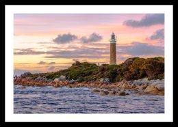 Lighthouse at Eddystone Point