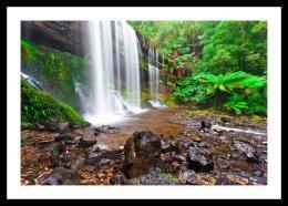 Beautiful Russell Falls, Tassie