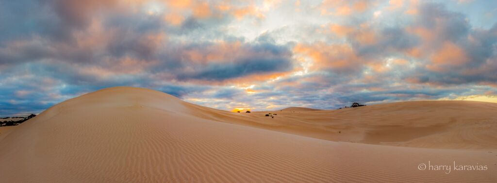 Little Sahara, KI
