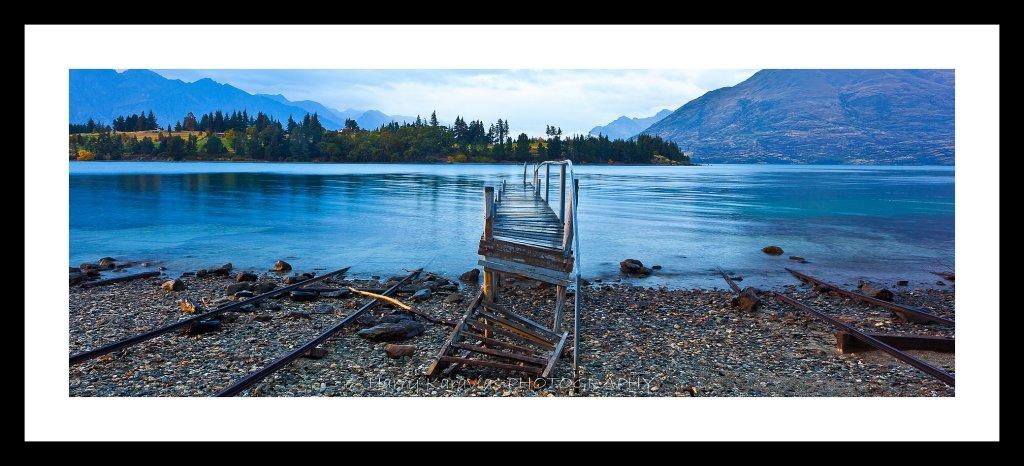 Old & Raggedy, Lake Wakatipu, Queenstown NZ