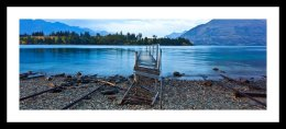 Old & Raggedy, Lake Wakatipu, Queenstown NZ