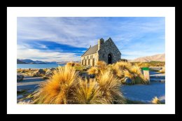 Church of the Good Shepherd, Lake Tekapo NZ