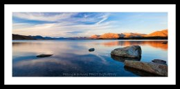 Last Light, Lake Tekapo NZ