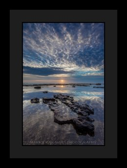 Bateau Bay Reflections