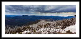 stormy mountain, Vic high country