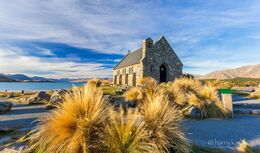 Church of the Good Shepherd, Lake Tekapo NZ