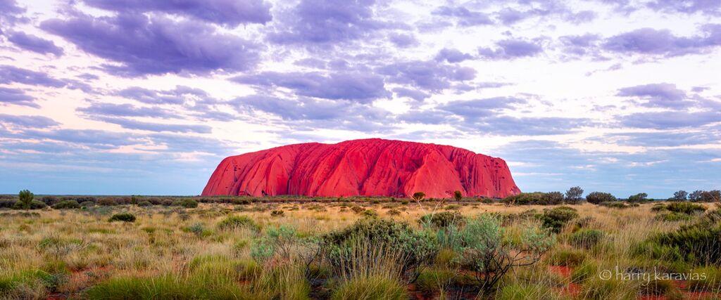 Uluru Sunset, NT