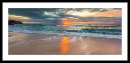 bronte sunrise