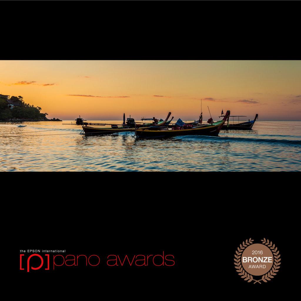 Bronze Award - Kamala Sun Set, Thailand