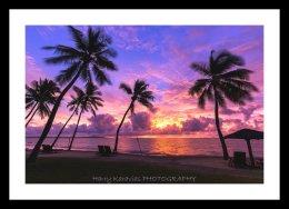 Fiji Sunset No.1