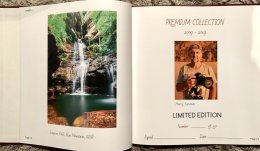 Premium Collection Limited Edition Book