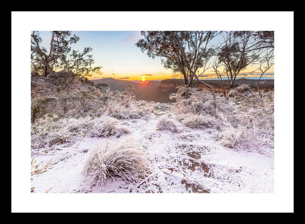 Kanangra Walls Lookout, Oberon NSW