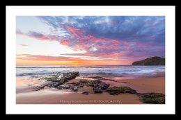 Warriewood Beach Sunrise
