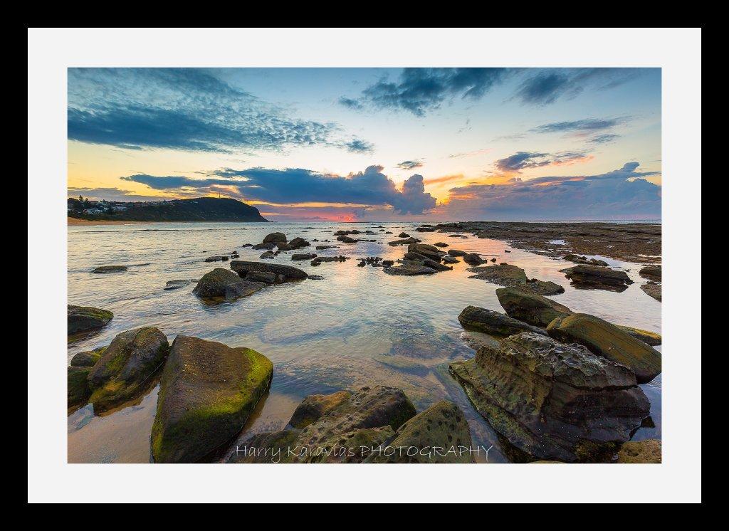 Forresters Beach Sunrise, CC