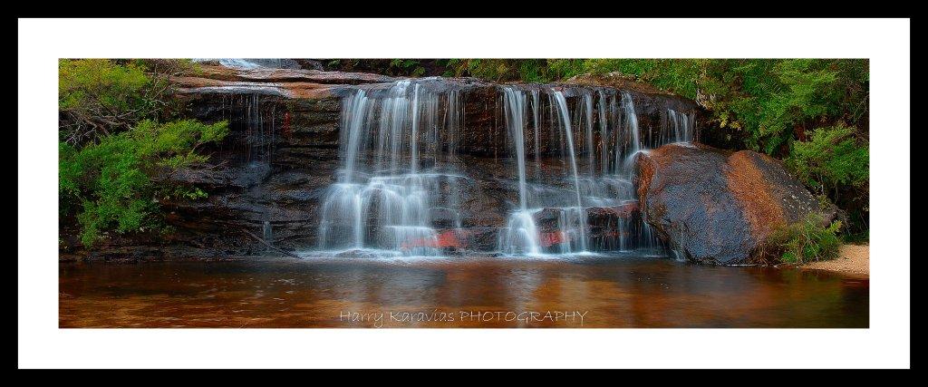 cascade, wentworth falls