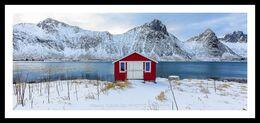 Little Red Shack, Senja, Norway