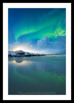 More Dancing Light, Lofoten Island, Norway