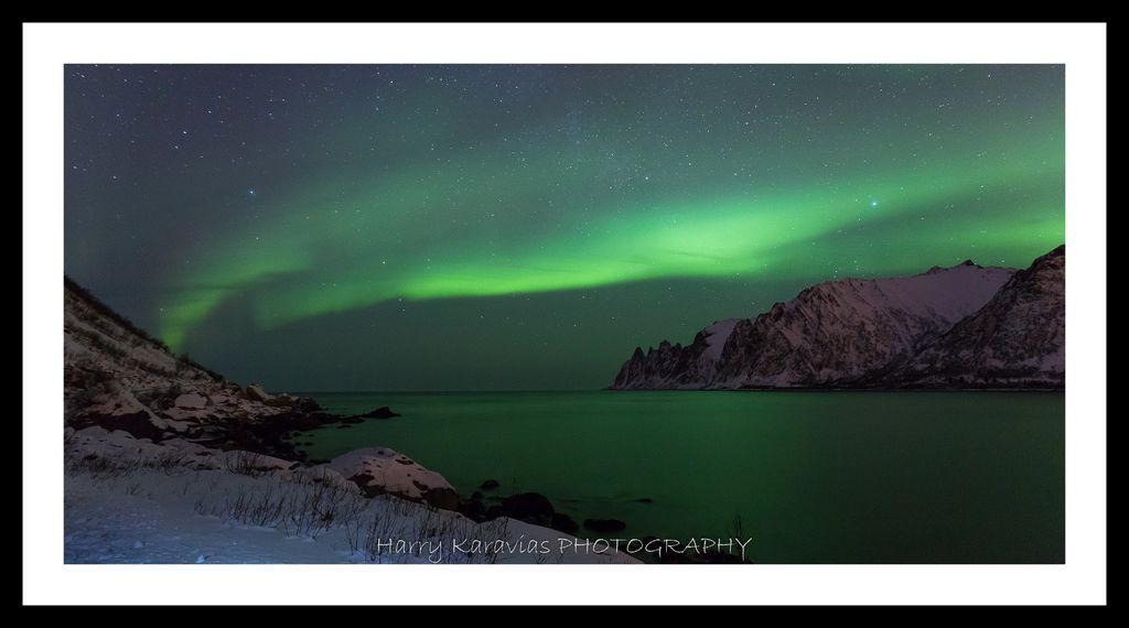 Green Lantern, Senja, Norway