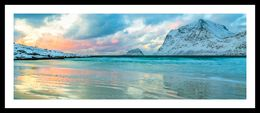 Leknes, Lofoten Island, Norway