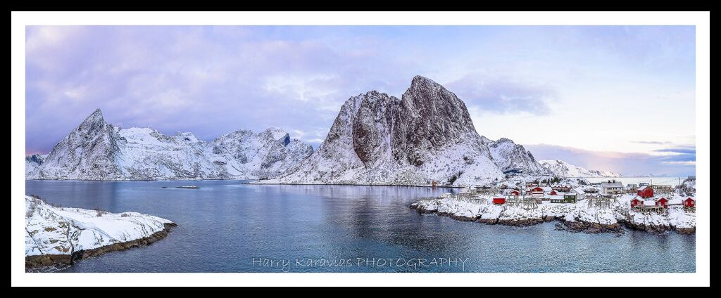 Hamnoy, Lofoten Island, Norway