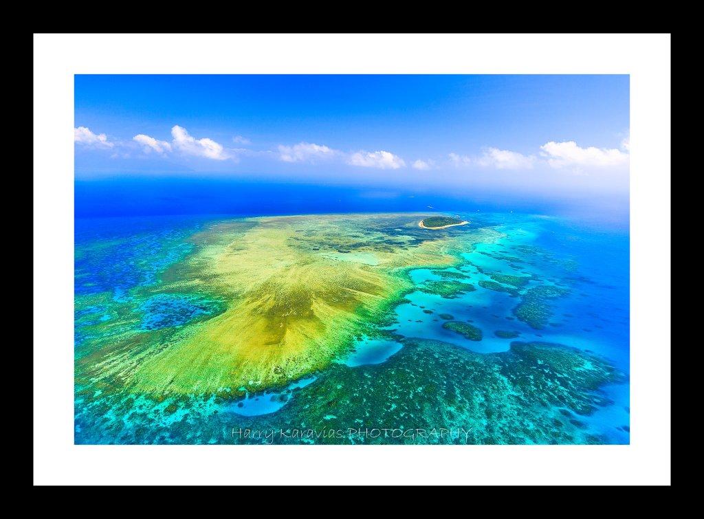 green island, TNQ