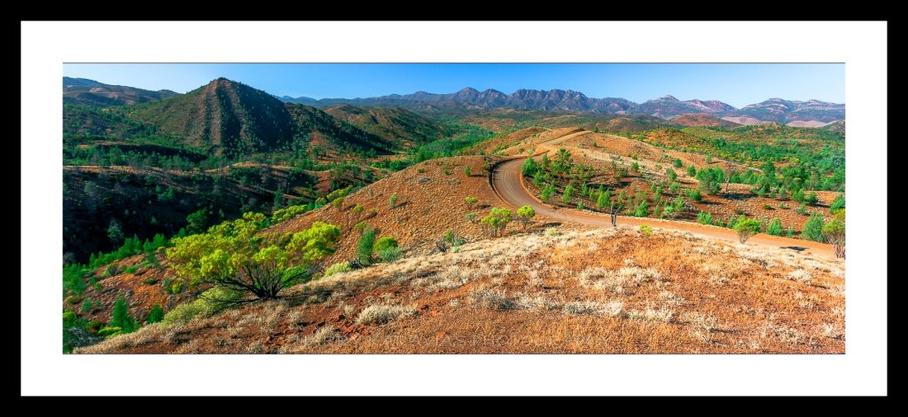 Razorback Lookout, Buneyroo Valley