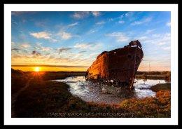 Torrens Island Wreck, SA