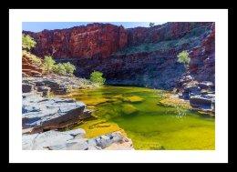 Horse Shoe Gorge, Pilbara WA