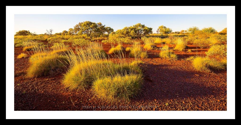 Days end, Pilbara WA