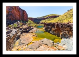 Top End, Horse Shoe Gorge, Pilbara WA