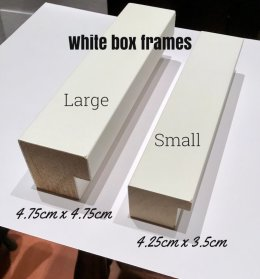 White Box Frame