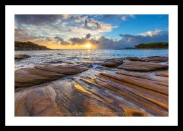 Little Bay Beach Sunrise