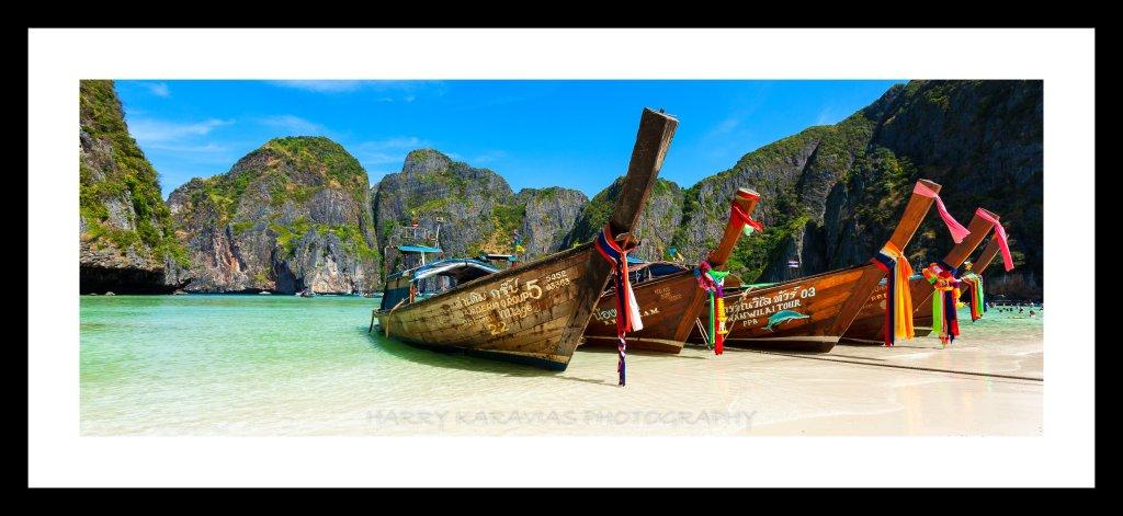 Ruea Hang Yao (Long Tail Boat), Thailand