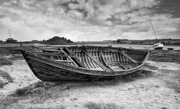 Alnmouth Boat