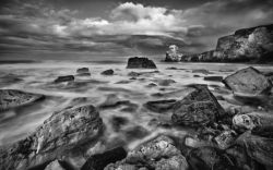 Long exposure Marsdon Rock