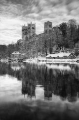 Durham in winter 2