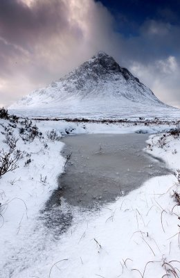 Storm over Etive