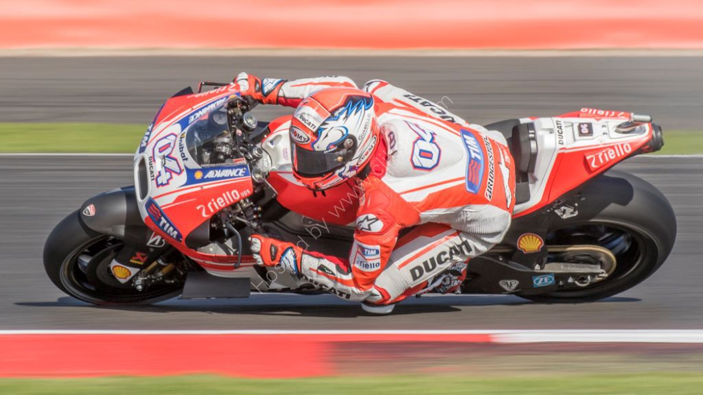 Ducati Moto GPDovi