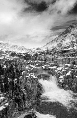 Waterfall in the Glen